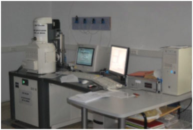 electron lithography system